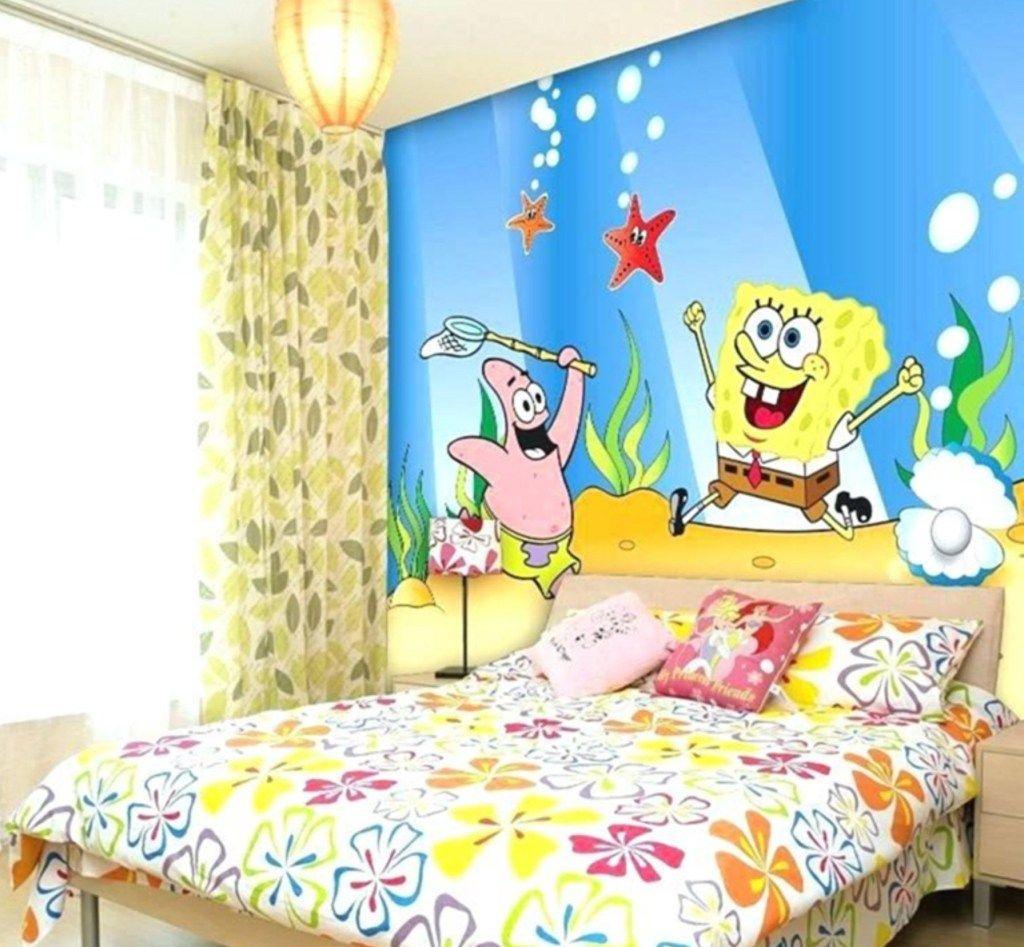 SpongeBob SquarePants Kids Bedroom Decoration 5   Kids bedroom ...
