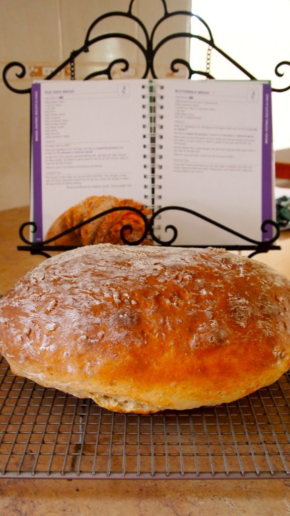 The Bush Gourmand Buttermilk Bread Buttermilk Bread Bread Thermomix Recipes