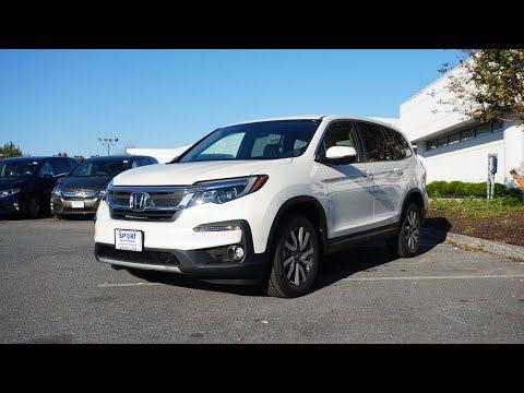 2019 Honda Pilot Ex Ex L The Volume Leaders Youtube Honda Pilot Exl Honda Pilot Pilot Honda