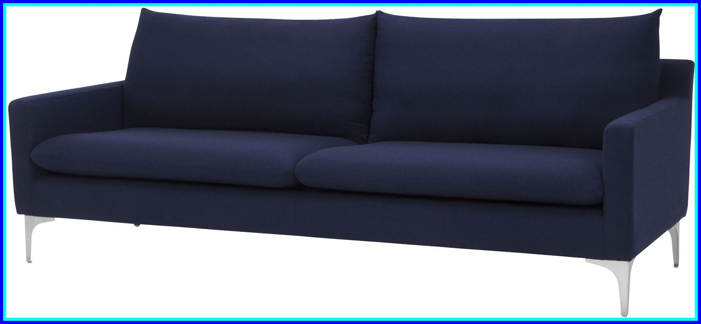 39 Reference Of Navy Blue Furniture Sofa In 2020 Blue Furniture Small Blue Sofa Navy Blue Sofa