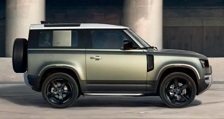 2020 Land Rover Defender Is a Stylish Rebirth of Classic ...