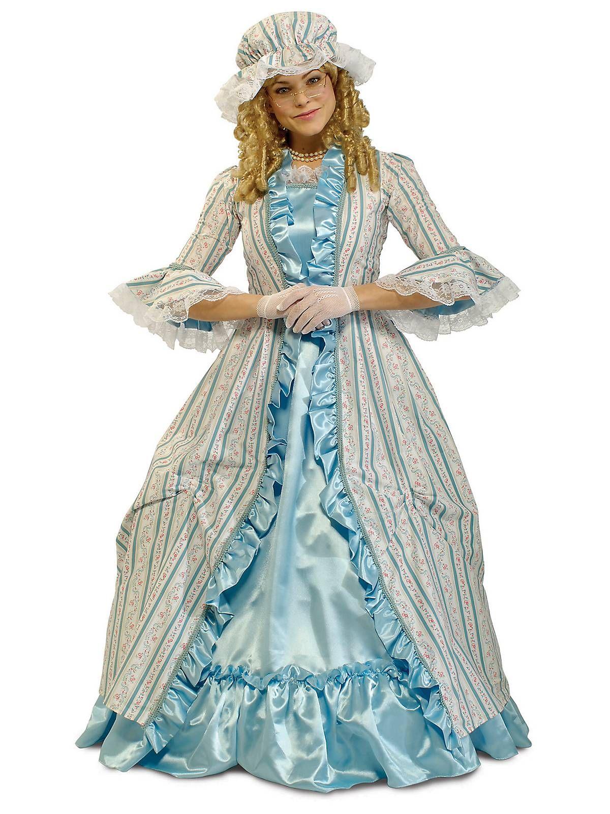 Martha Washington Adult Costume for Women | Palace | Pinterest ...
