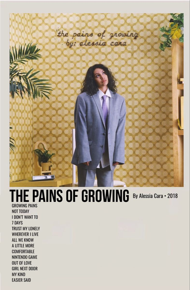Growing the pains album of Album Review: