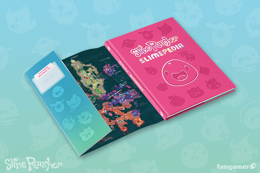 Slime Rancher Slimepedia Guidebook | wish list | Slime