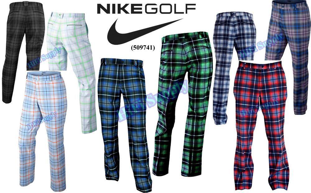 nike golf pants mens