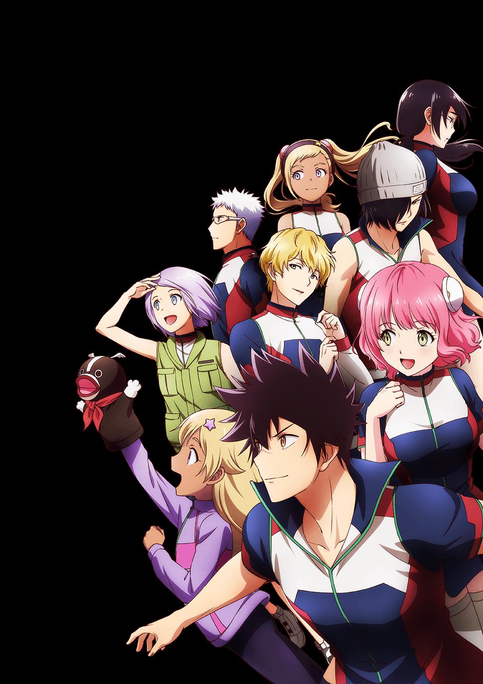 TVアニメ「彼方のアストラ」公式サイト