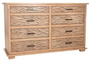 Pastiche 8-Drawer Dresser | love this like pancakes!!!