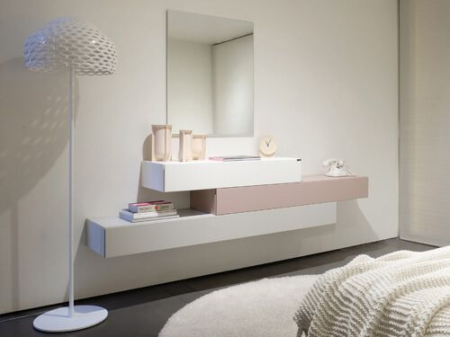 Photo of Dressers and Bedside tables 36e8: endless solutions for the bedroom LAKE Design