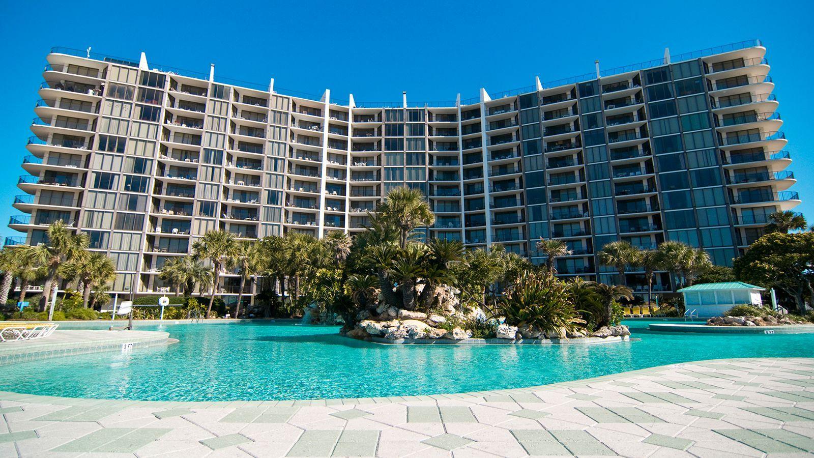 Edgewater beach golf resort panama city beach fl
