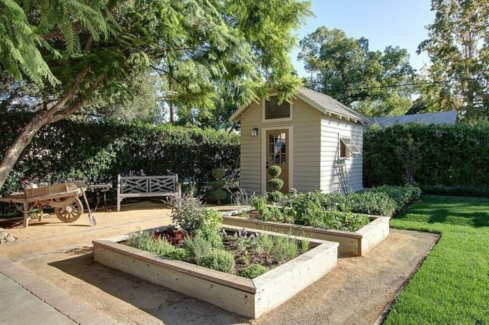 garten gestalten mit wenig geld, ▷ 1001 + ideen für garten gestalten mit wenig geld   gardens, Design ideen