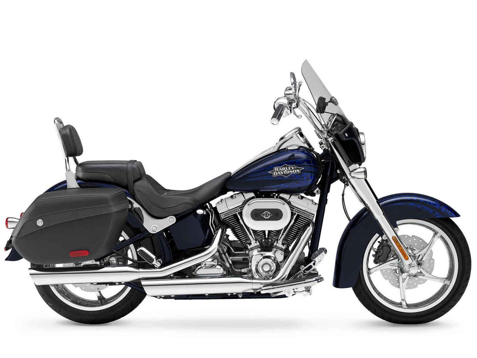 2012 HarleyDavidson FLSTSE3 CVO Softail Convertible
