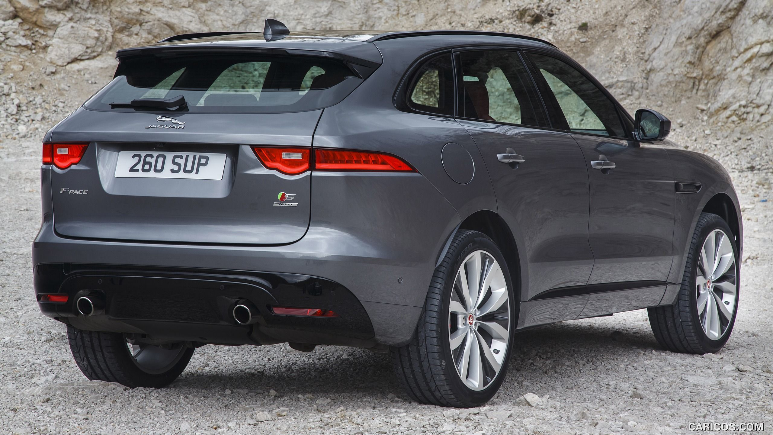 2017 Jaguar F Pace S Wallpaper Jaguar Jaguar Daimler Luxury Suv