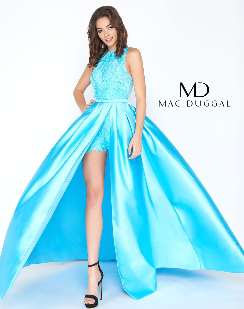 fabd290d8dc6 Show stopping ball gown prom dress with sleeveless