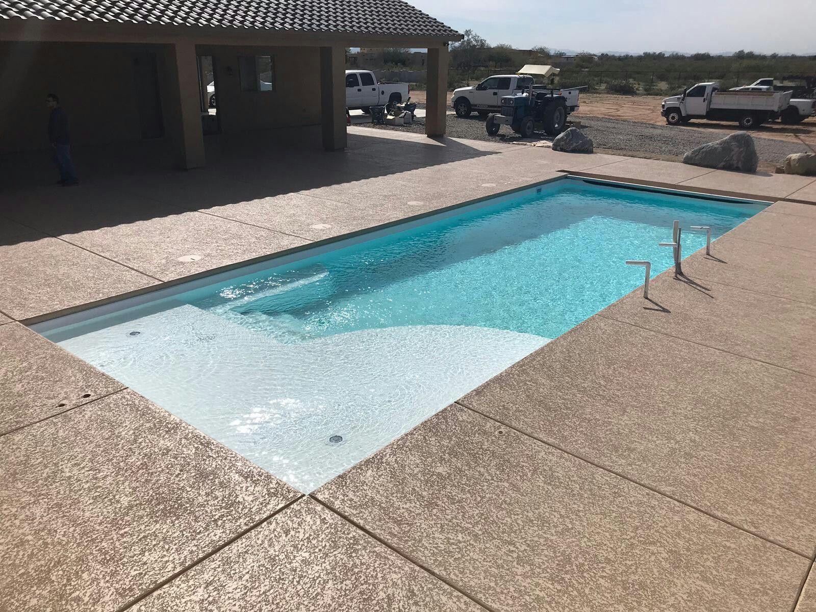 Fiberglass Pools Manufacturer San Juan Fiberglass Pool Spas Since 1958 In 2021 Fiberglass Pool Manufacturers Fiberglass Pools Fiberglass Pool Cost