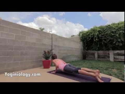 yoga sun salutation sequence for beginners  morning yoga