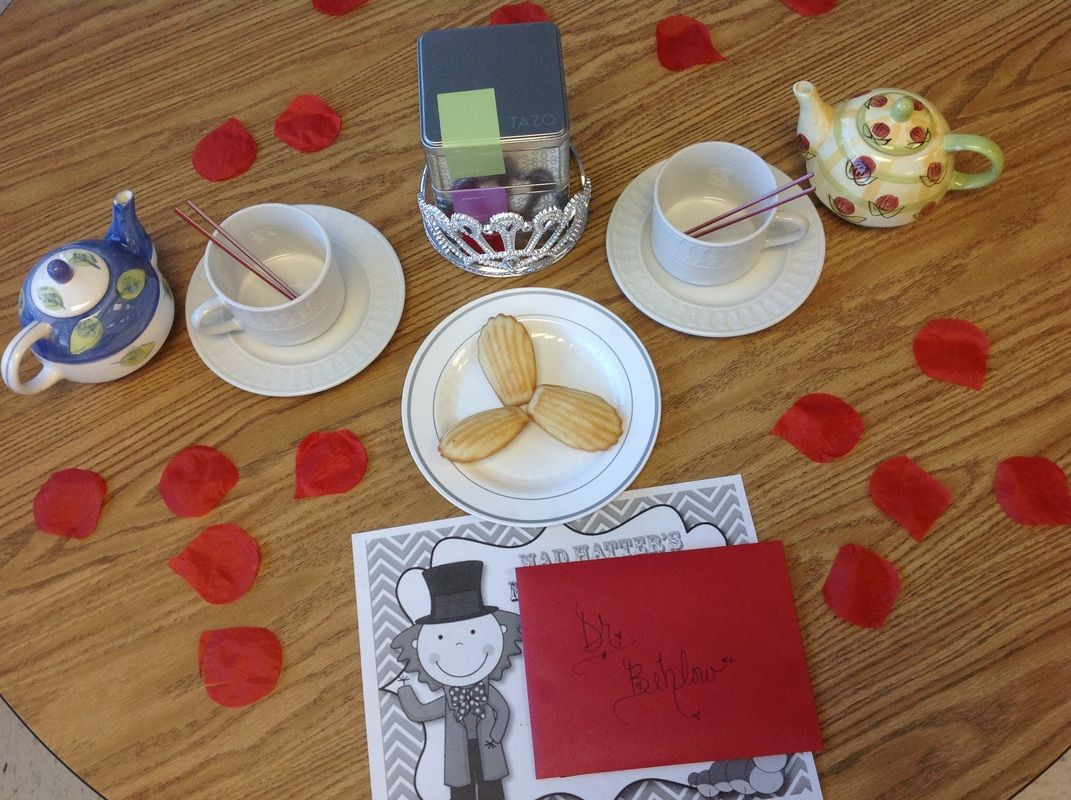 Alice In Wonderland Themed Stem Challenge Project Cute Ideas