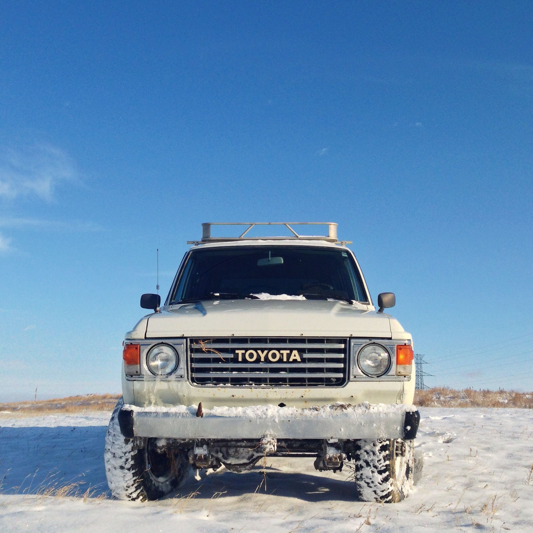 Toyota LandCruiser... Only the best!!