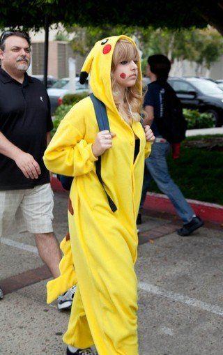 everything about pikachu pikachu mascot costume adult pikachu costume wwwmascotshows - Pikachu Halloween Costume Women