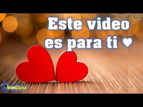 Me Enamore Video De Amor Con Musica Romantica Te Amare Por