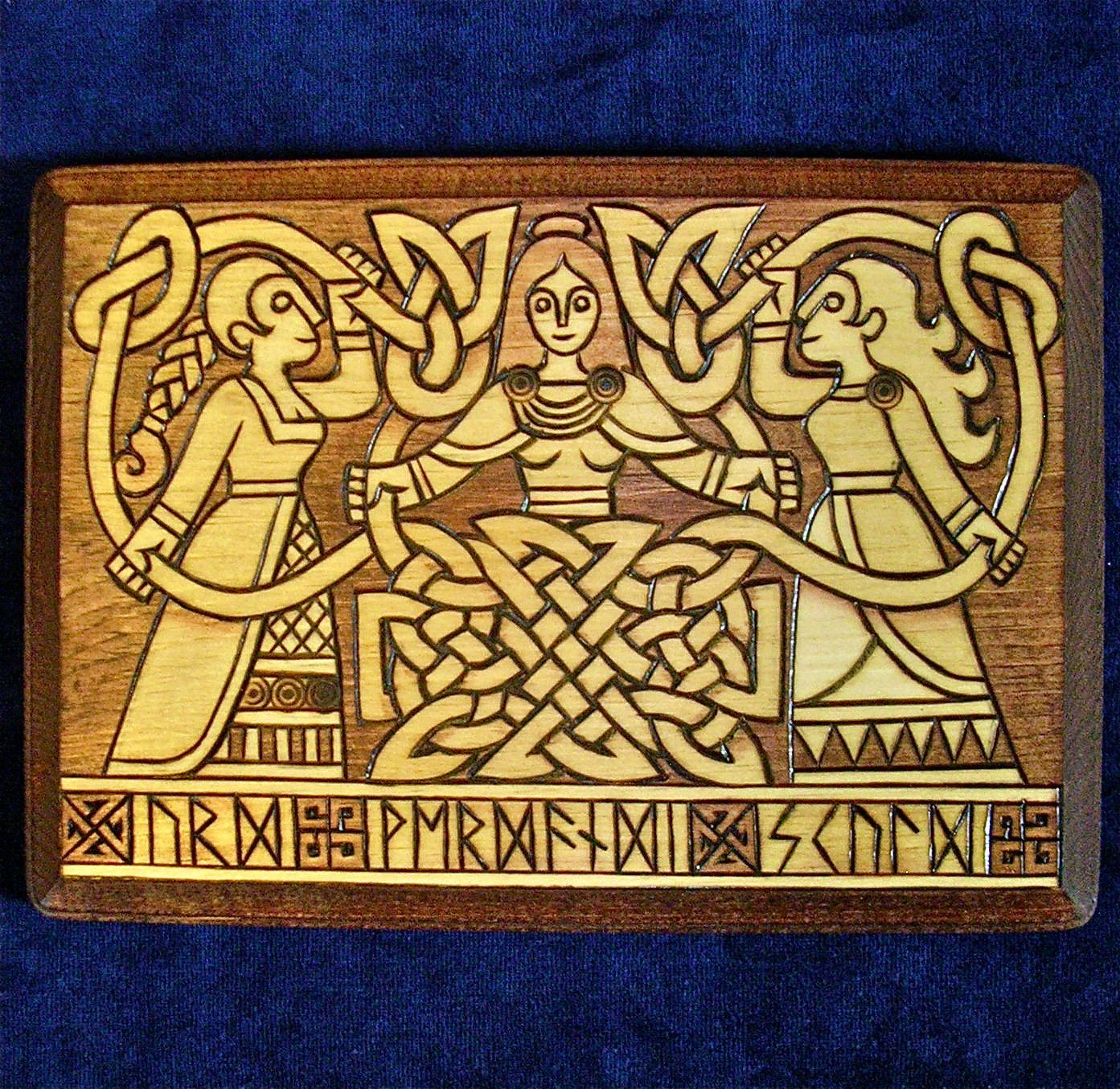 Wyrd Is A Concept In Anglo Saxon Culture Roughly