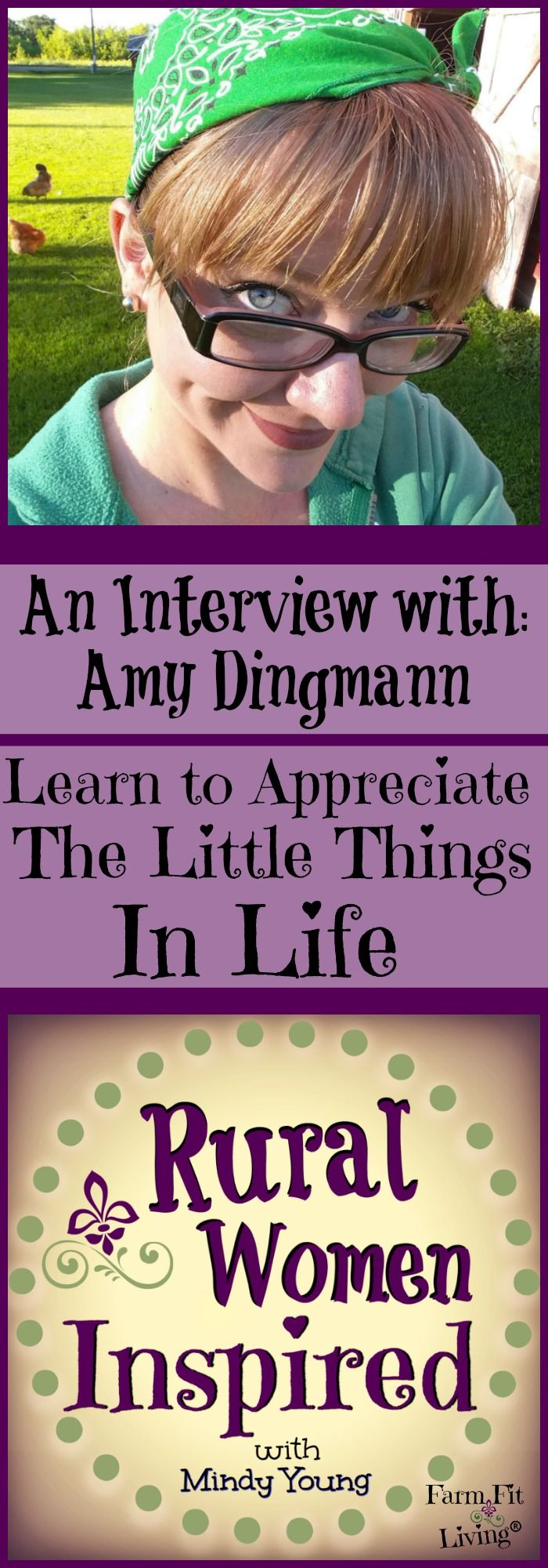 Balanced Life Quotes Learn To Appreciate The Little Things In Life With Amy Dingmann