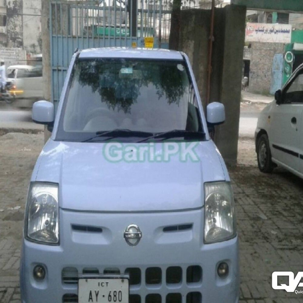 Nissan Pino E 2007 for Sale in Rawalpindi, Rawalpindi
