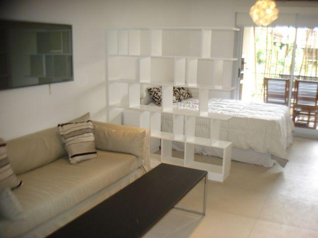 Division #departamento #pequeño #monoambiente #small #apartment ...