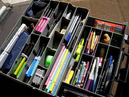 Art Tackle Box. Clever Idea For Carrying It All Together!