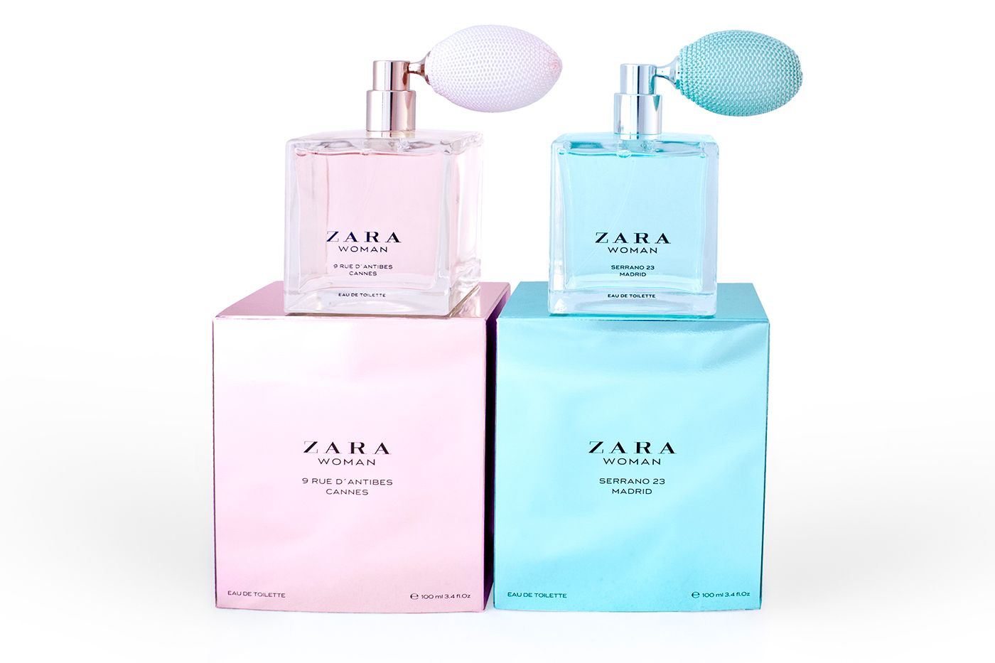 Women Serrano Zara BehancePerfume On Cannesamp; Woman zMGLpVqUS