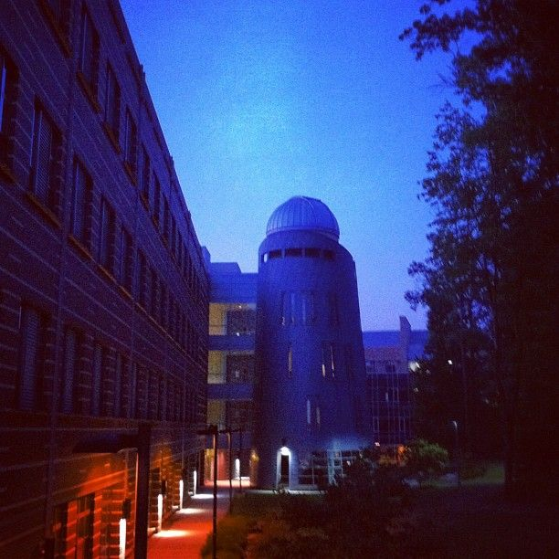 George Mason University.                                       Astronomy Observatory
