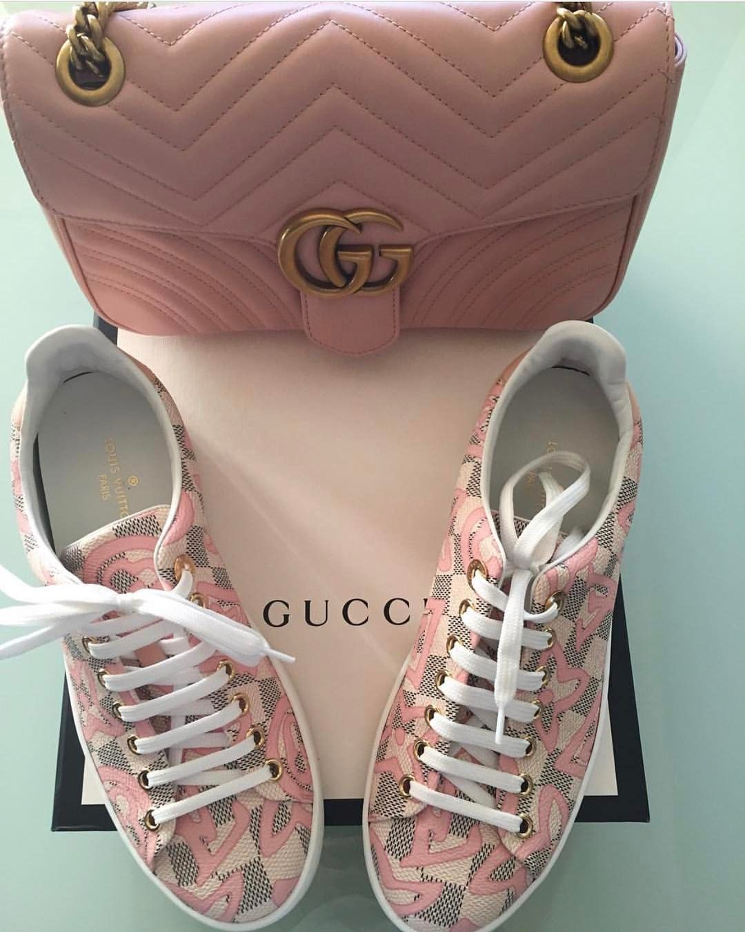 """6,877 Likes, 67 Comments - @stylishflychick on Instagram: """"#accessories  #duo · Gucci ..."""