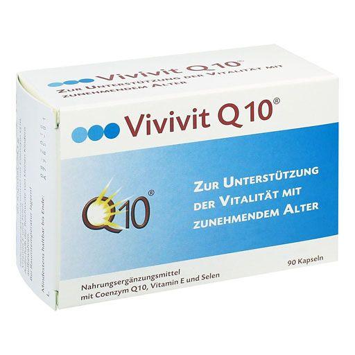 nahrungsergänzung q10