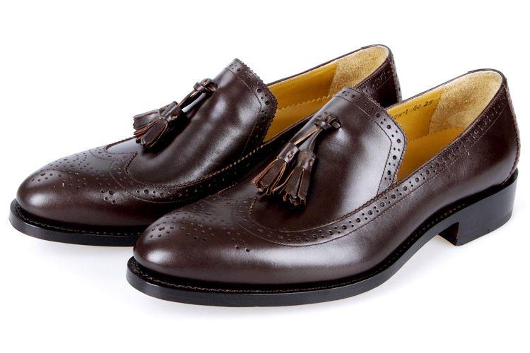 classic tassel loafer