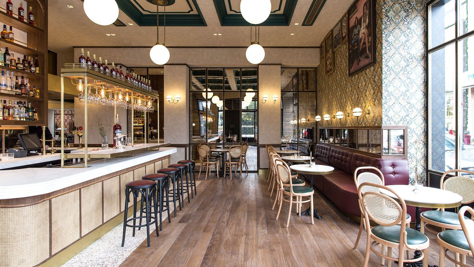 Papillon: Channelling the Flair of Parisian Bistros in the Athenian ...
