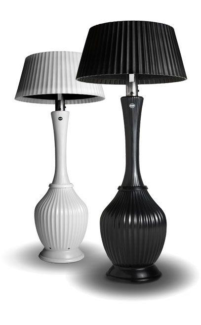 Allison Kindle Lamp Patio Heater Warmer