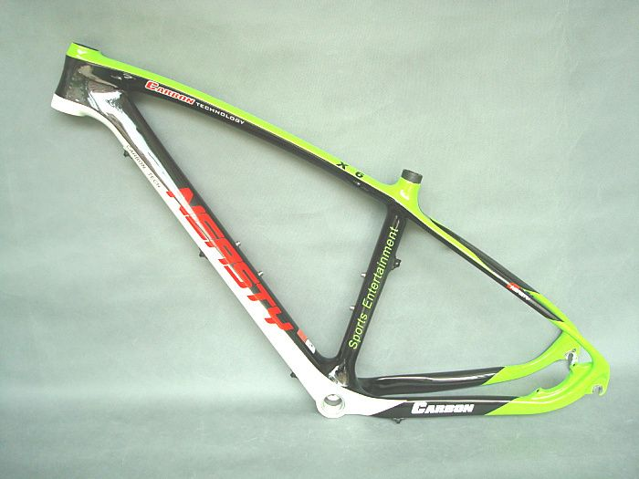 Toray T700 Chinese Carbon Fat Bike Frame 26er 16/16.5/17/19 inch ...