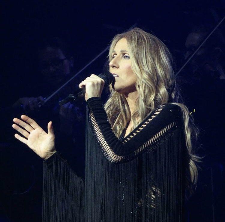 Summer Music Concert 2017: Céline Dion / Stockholm / Summer 2017