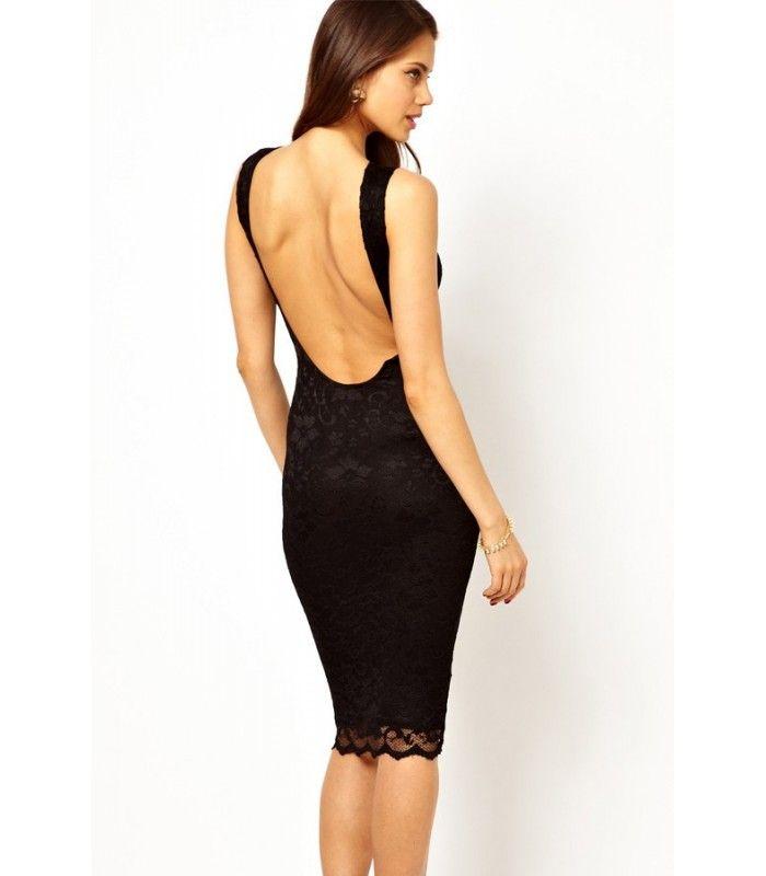 Slinky Cocktail Dresses