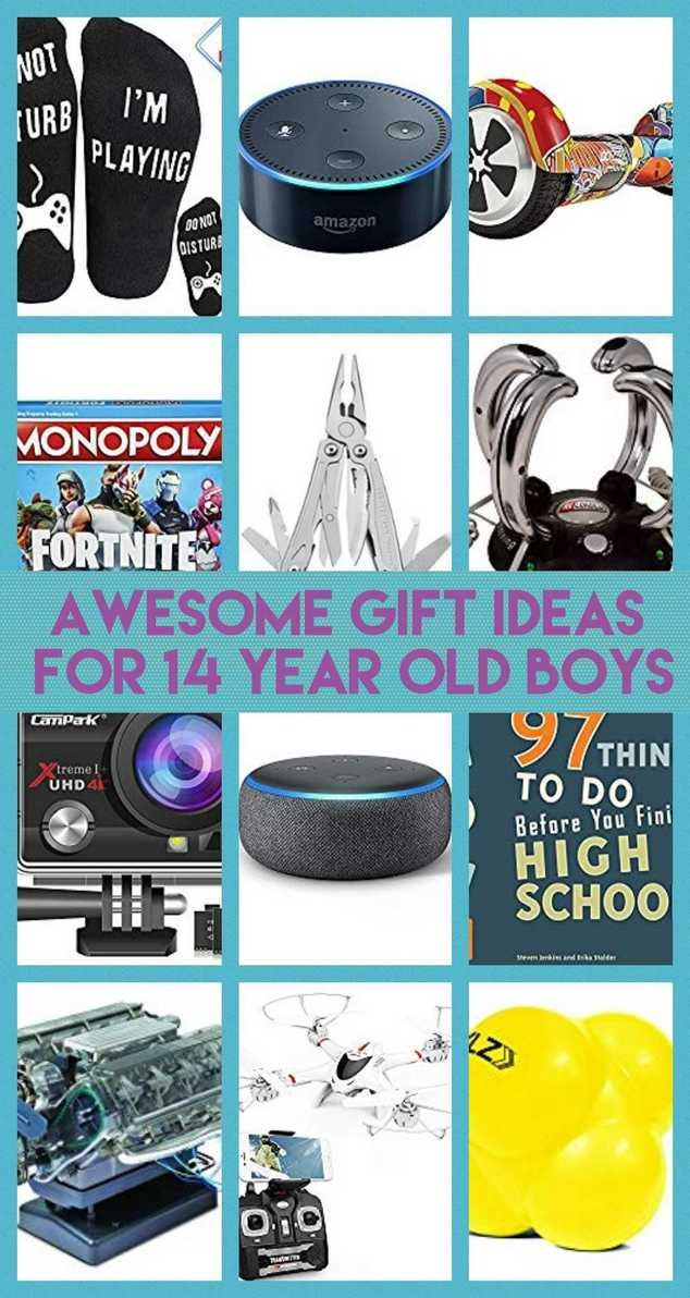 Are You Stumped As To What Get A 14 Year Old Boy For His Birthday Or Christmas If So This Article Has Lots Of Ideas Gifts That He Will Love
