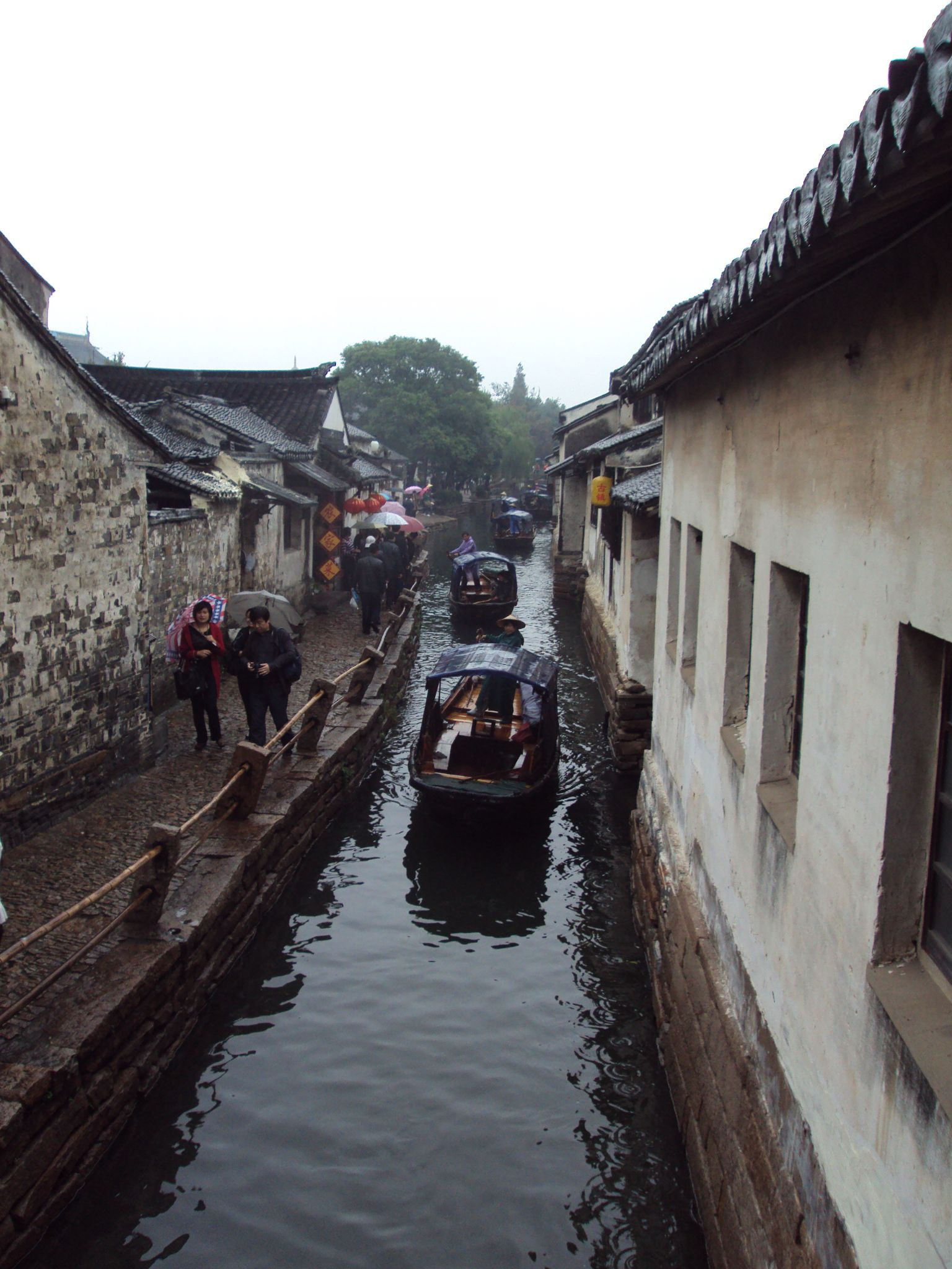 """ The Venice"" Suzhou of China"