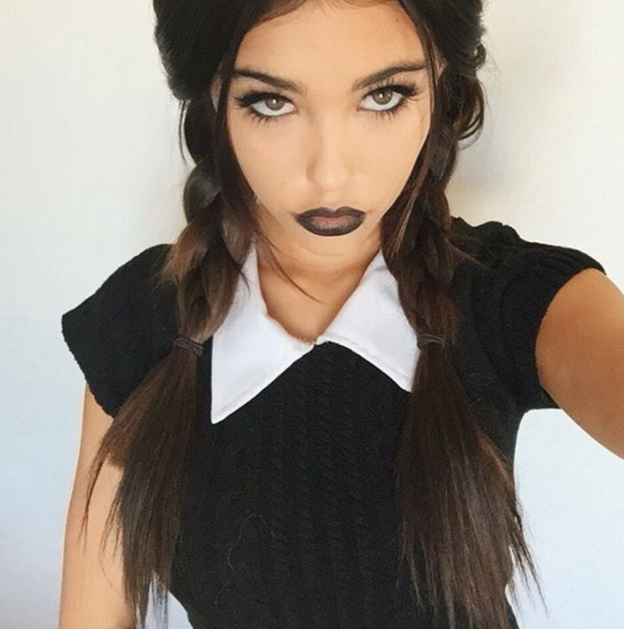 Madison Wednesday costume, Wednesday addams costume