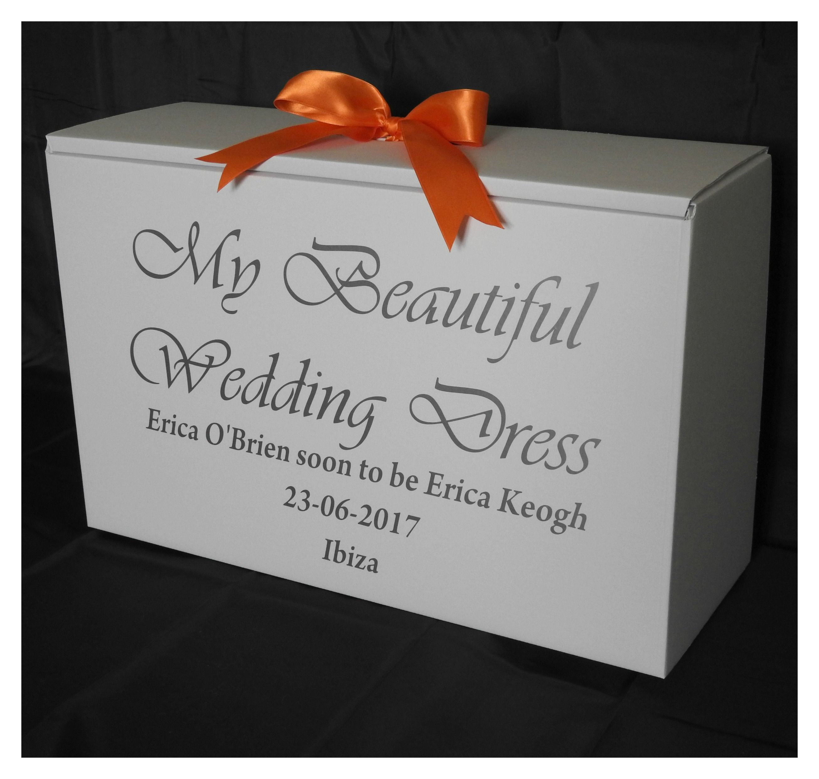 Wedding Dress Travel Box Flying With Your You Need One Of Our Personalised Bo To Take On The Plane As Hand Luggage