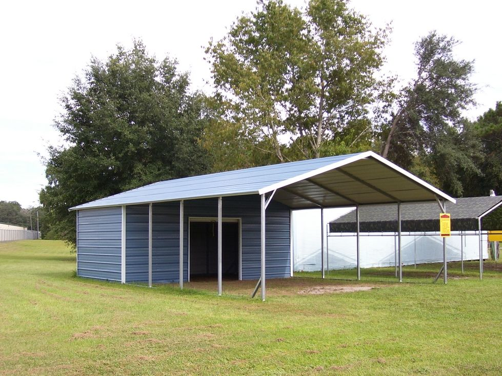 99 Great Free Standing Carport With Storage