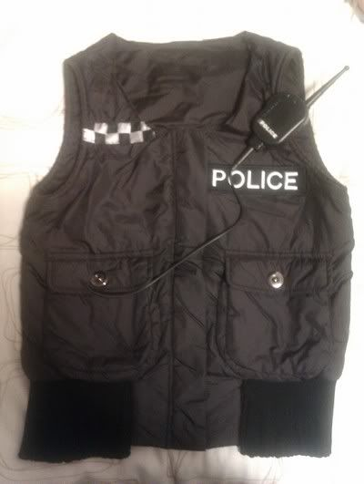 doctor who cosplay and costuming amy pond cheap and relatively simple kissogram - Halloween Bullet Proof Vest