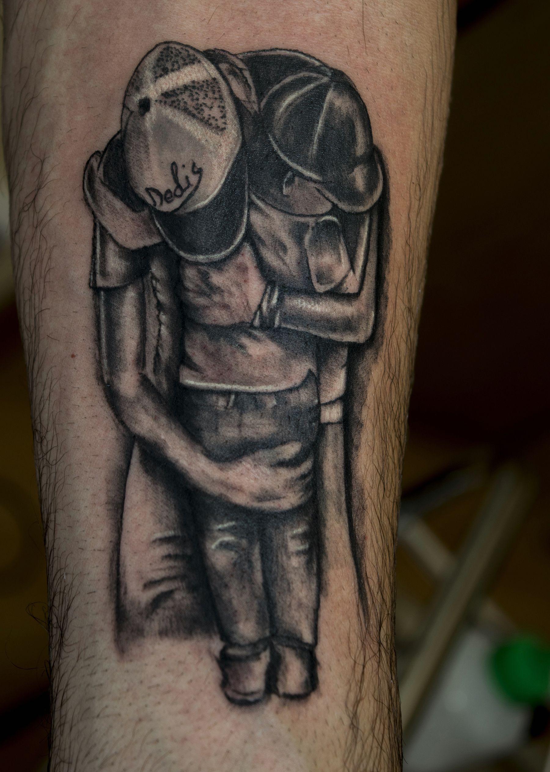 Father Son Tattoos : father, tattoos, Father, Tattoo, Tatuagem, Filho,, Filha,, Desenhos