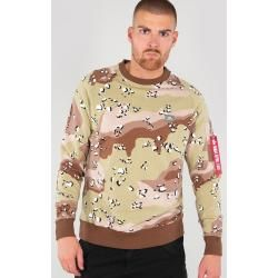 Alpha Industries X-Fit Sweatshirt Mehrfarbig L Alpha Industries Inc.Alpha Industries Inc.