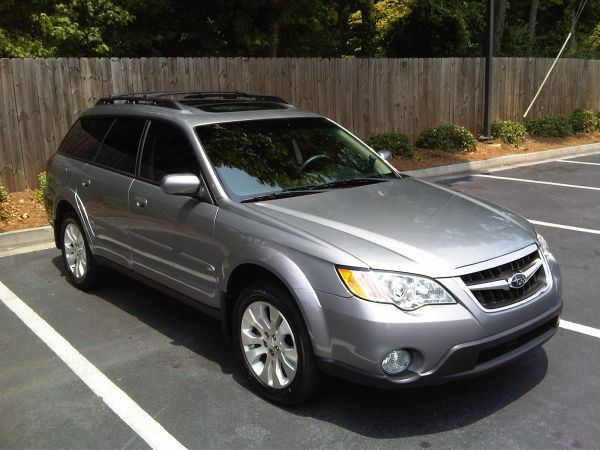 2009 Subaru Outback Limited 2 5i In Silver W Low Miles 27k 22k Legacy Outback Subaru Legacy Subaru Outback