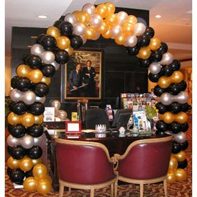 Baltimore S Best Events Balloon Decor Balloon Decorations