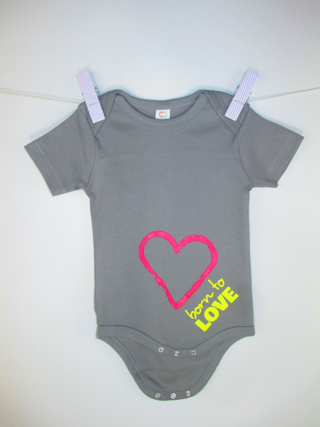 Baby Girl Onesie by FUNGirlClothing on Etsy https://www.etsy.com/listing/239557748/baby-girl-onesie