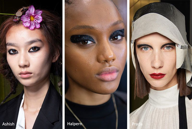 Spring Summer 2020 Makeup Trends In 2020 With Images Makeup